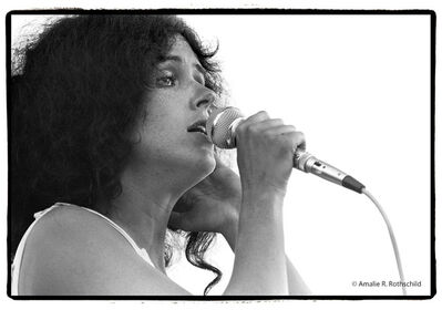 Amalie R. Rothschild, Jr., 'Grace Slick at Woodstock, August 16, 1969', 1969