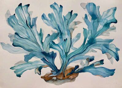 Idoline Duke, 'Blue Coral Imagined', 2019