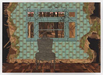 Alison Elizabeth Taylor, 'Study for Wall B', 2017