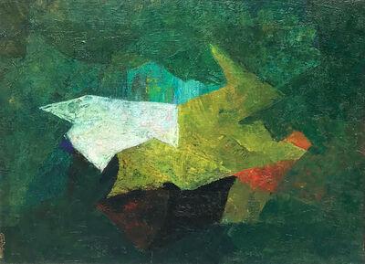 Joseph Lacasse, 'Recherche', 1954-1958