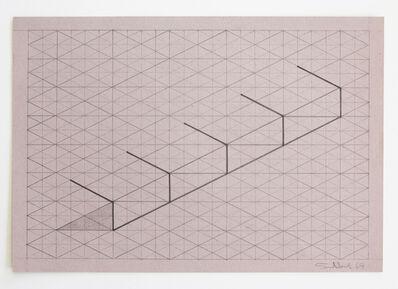 Fred Sandback, 'Untitled', 1969