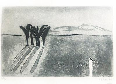 Joy Laville, 'Paisaje con palmeras', 1923-2018