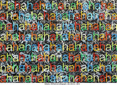 Doug Argue, 'Hahaha', 2015