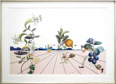Salvador Dalí, 'Flordali I', 1981