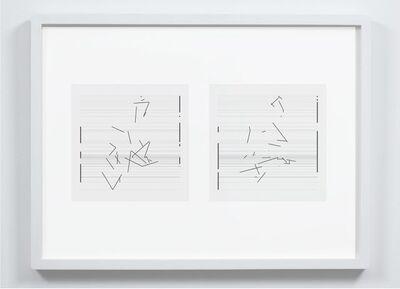 Manfred Mohr, 'P-1682_616', 2014