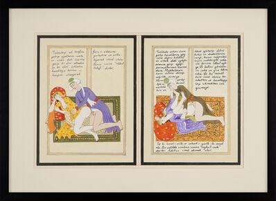Canan, 'BAHNAME II (1-2) / LUSTBOOK II (1-2)', 2015