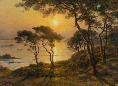 Georges Philibert Charles Maroniez, 'Crepuscule'