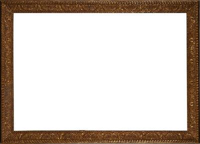 Frederick Harer, 'Carved and gilt gesso frame', 1927