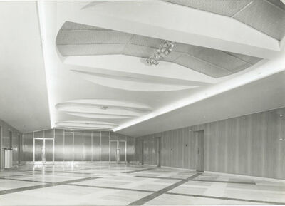 Josef Sudek, 'Lobby Interior', 1930s/1930s