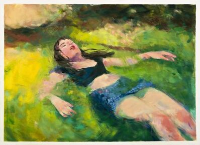 Dilara Mataracı, 'Lying Under The Narcissus Sky', 2016