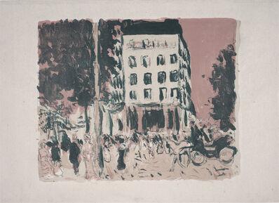 Pierre Bonnard, 'The Boulevards (Les Boulevards)', 1900