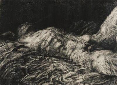 Adrienne Gaha, 'Reclining Male Nude', ca. 1990