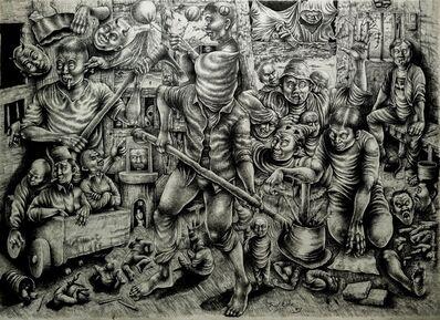 DeDe Wahyudin, 'Algojo', 2009
