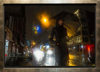 Casey Baugh, 'Distance Of Passing Cars ', 2015