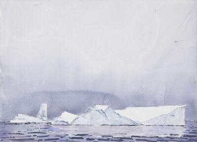 Emma Stibbon, 'Bergs, Antarctica', 2018