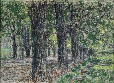 Christian Rohlfs, 'Belvedere-Allee', ca. 1900