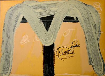 Antoni Tàpies, 'Berliner-Suite 3', 1974