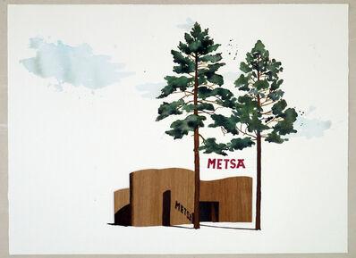 Blaise Drummond, 'Forest Pavilion', 2014