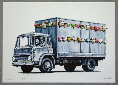 Banksy, 'Sirens of the Lambs', ca. 2013