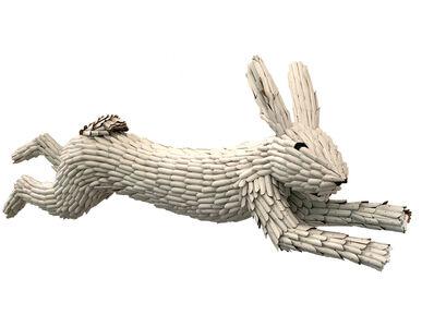 Federico Uribe, 'White Rabbit', 2019