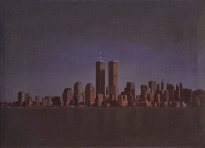 Miguel Aguirre, 'New York City, marzo de 2001', 2016