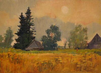 Petr Petrovich Litvinsky, 'Sunset', 1998