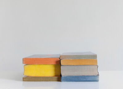 Mary Ellen Bartley, 'Summer Reading #7 (from the series Reading in Color)', 2019