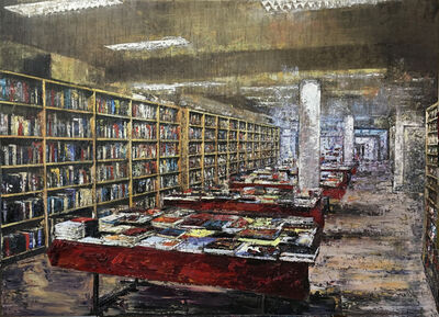 Massimo Giannoni, '(LMS) Libreria Amsterdam', 2017