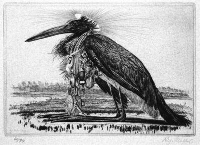 Richard Muller, 'Das Grosse Tier II', 1919