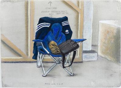 Cole Case, 'Studio Chair 5.10.17', 2017