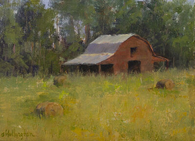 Susan Wellington, 'The Red Barn', 2019