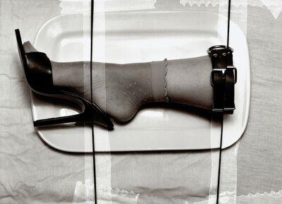 Emmanuel Gimeno, 'Woman's Foot On A Platter', 2003