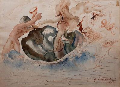Salvador Dalí, 'Mar Empurdanesa', 1947