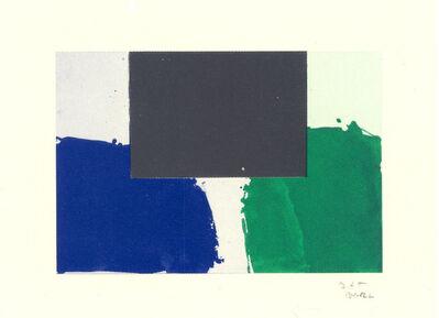 Alfons Borrell, 'Espais 5', 1990