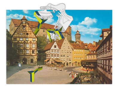 Kim Schoenstadt, 'Sight Line Series: Nurnberg 1', 2013