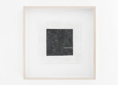 Lucinda Burgess, 'Black Square (3)', 2020