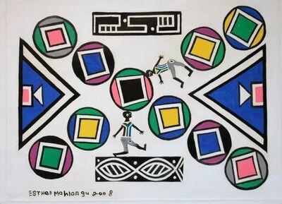 Esther Mahlangu, 'Untitled', 2008