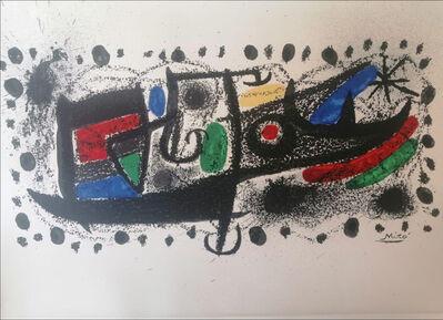 Joan Miró, 'No title', ca. 1970