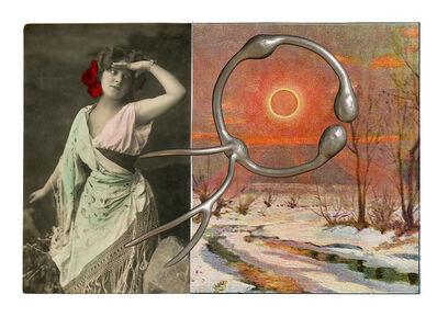 Daniel Rothbart, 'Eclipse 1890_2019', 2019