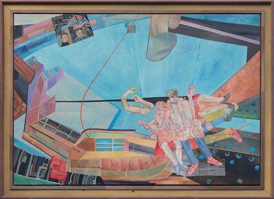 Bernard Aptekar, 'Getting the Accelerator to Work', 2008