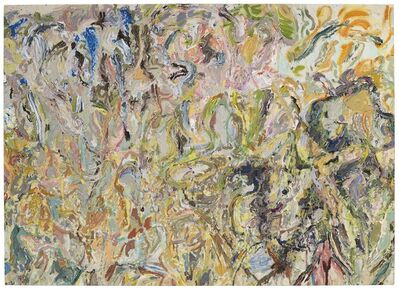 Larry Poons, 'Sixteen Year Old Sisters', 2006