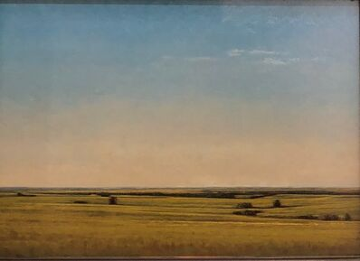 Jeff Aeling, 'Late Afternoon Near Salina, KS', 2010