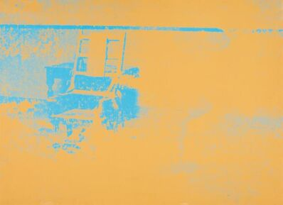 Andy Warhol, 'Electric Chair (FS II.83) ', 1971