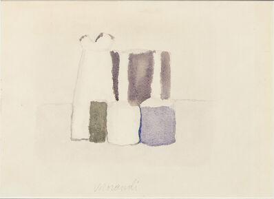 Giorgio Morandi, 'Natura morta con vasi', 1962