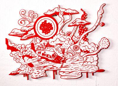 Kenichi Yokono, 'Crash Explosion', 2012