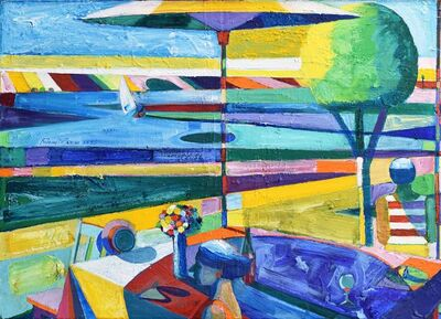 Roland Petersen, 'Tomales Bay Picnic', 1995