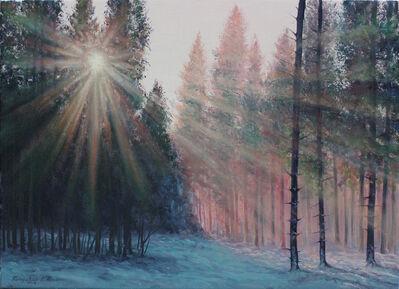 Viktor Kucheryavyy, 'Snow & Sun', 2018