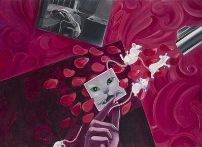 Jacques Monory, 'Contre Ut', 1964