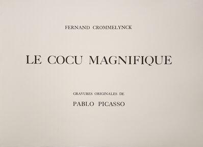 Pablo Picasso, 'Le Cocu Magnifique', 1968