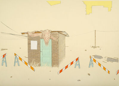Amze Emmons, 'The Customs House', 2009